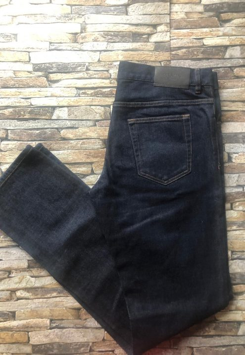 Prada slim fit jeans 34 waist 34 length