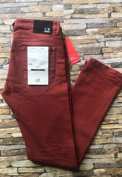 C.P. COMPANY REGULAR FIT JEANS