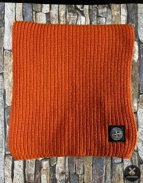Stone island wool scarf