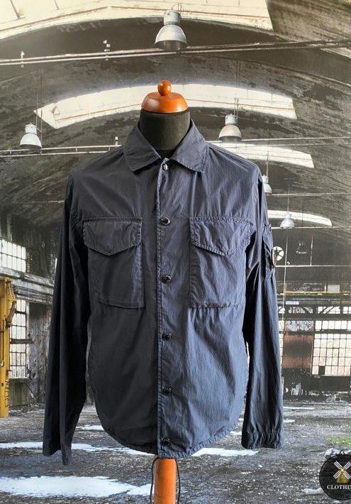 C.P. Company 50 filli lens overshirt jacket