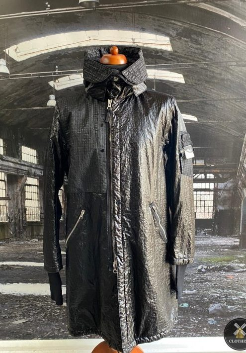 STONE ISLAND SHADOW PROJECT DUAL GRID NYLON