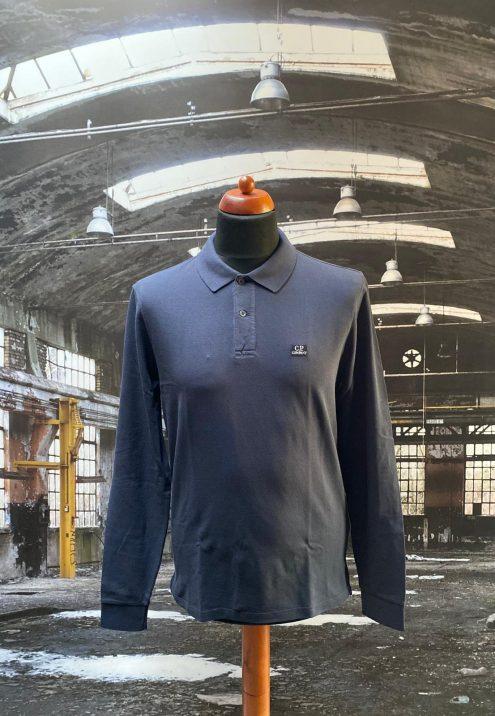 C.P. Company long sleeve polo