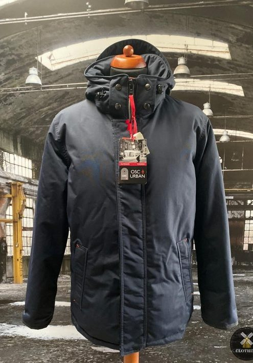 OSC entrax 800 hooded jacket
