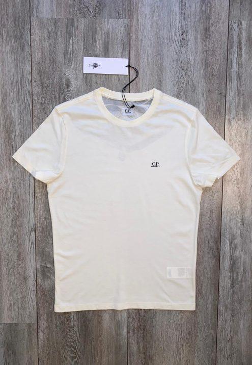 C.P. Company goggle printed T shirt
