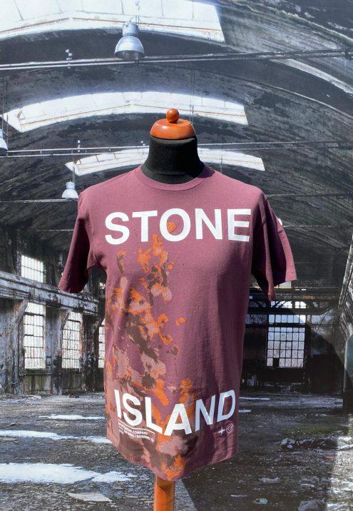 Stone island paintball Camo shirt
