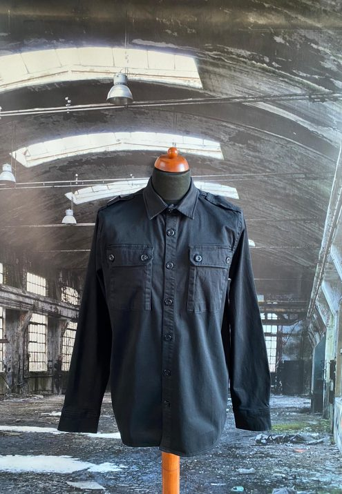 MA.STRUM DOUBLE POCKET OVERSHIRT