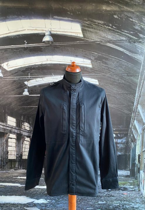 MA.STRUM DOUBLE ZIP POCKET OVERSHIRT