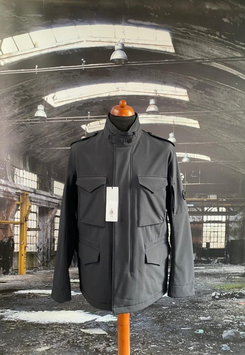C.P. COMPANY SOFT SHELL LENS FIELDJACKET