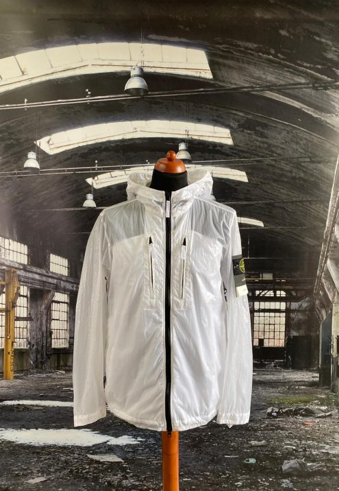 STONE ISLAND LUCIDO TC PACKABLE JACKET