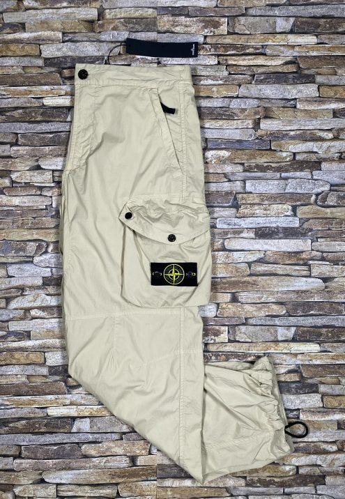 STONE ISLAND T.CO OLD CARGO PANTS