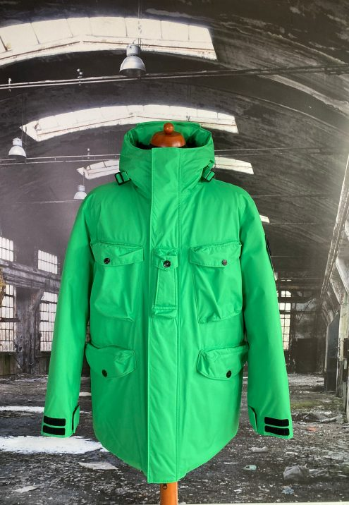 STONE ISLAND RIPSTOP GORE-TEX WITH PACLITE® PRODUCT TECHNOLOGY DOWN